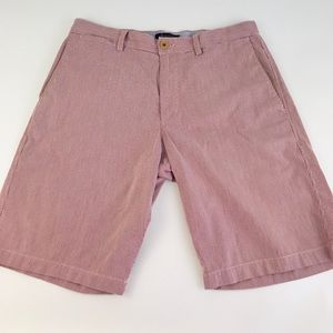 Banana Republic Aiden shorts pants size 33 red